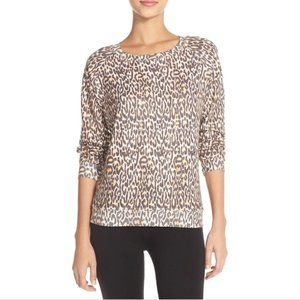 Animal Spots Crewneck ALL THINGS FABULOUS, Med.